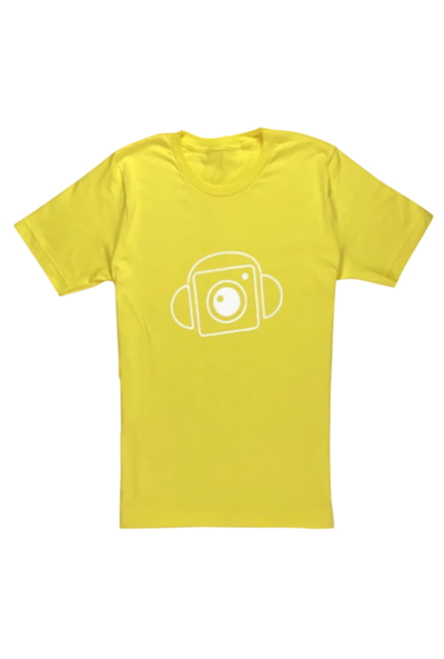 Newscapepro YELLOW TEAM T-Shirt - Newscape Studios