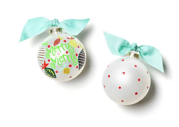 Merry Merry Baubles Ornaments