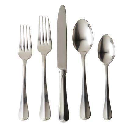 Juliska Bistro Flatware- Bright Satin 5 piece