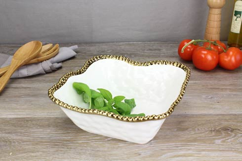 Pampa Bay-Square Serving Bowl
