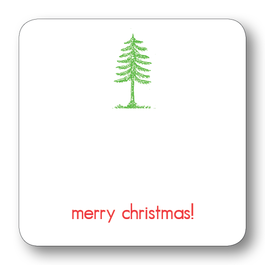 Charlie's Tree Gift Tags