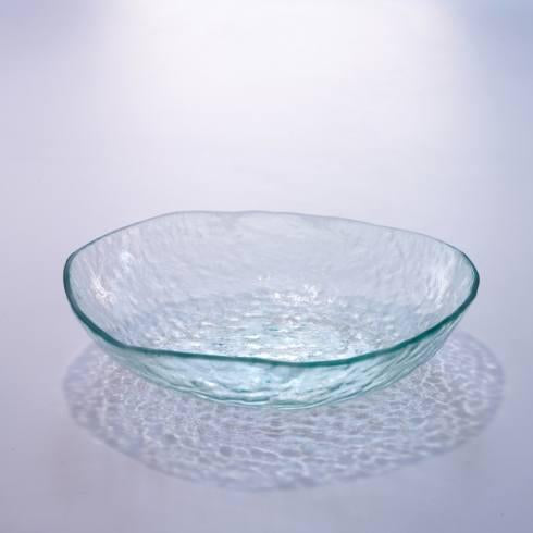 Annieglass- Round Serving Bowl