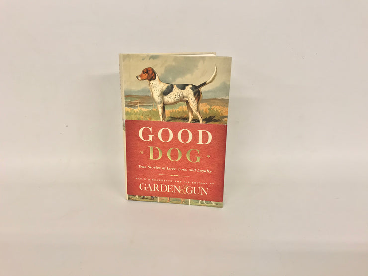 Garden and Gun-Good Dogs Book
