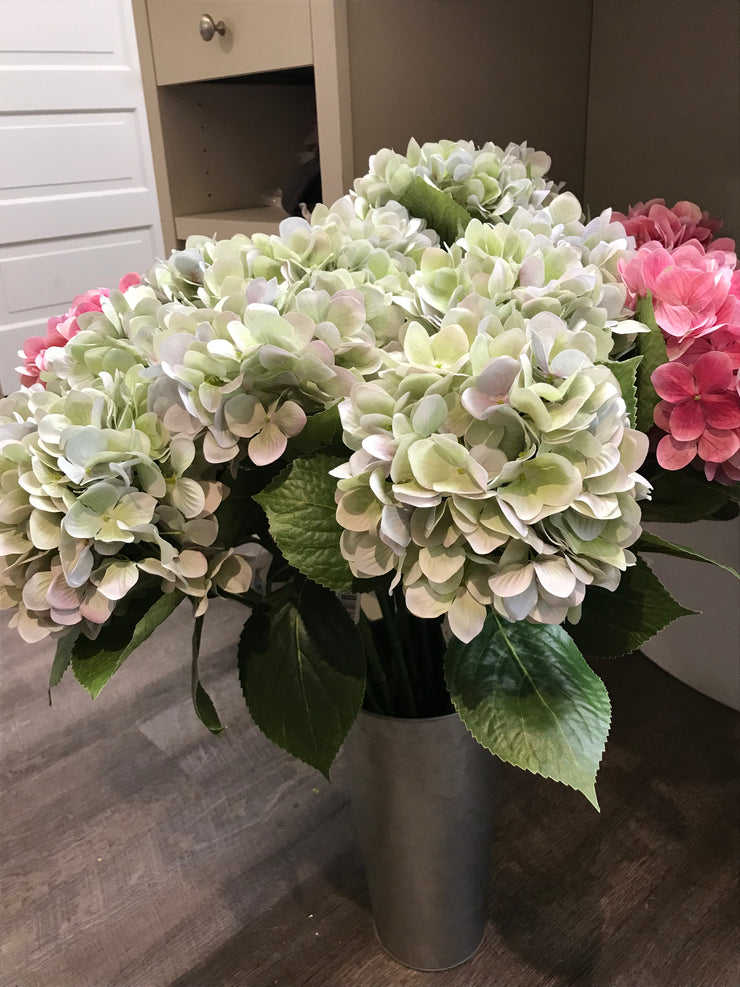 Tall Hydrangea Spray