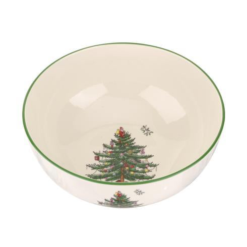 Spode- Christmas large round bowl