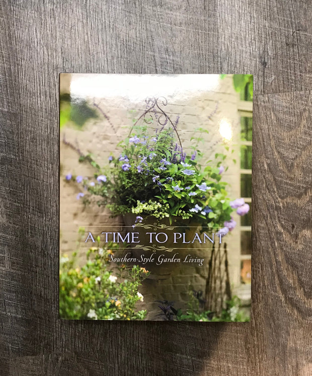 A Time to Plant book