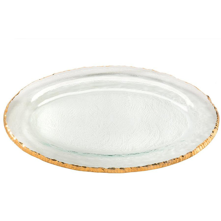 Edgey Large Oval Platter
