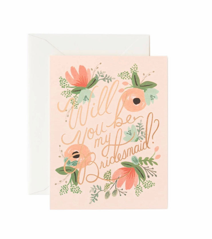 Bridesmaid - Rifle Paper