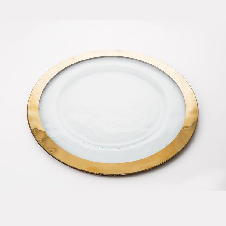 Roman Antique Service Plate