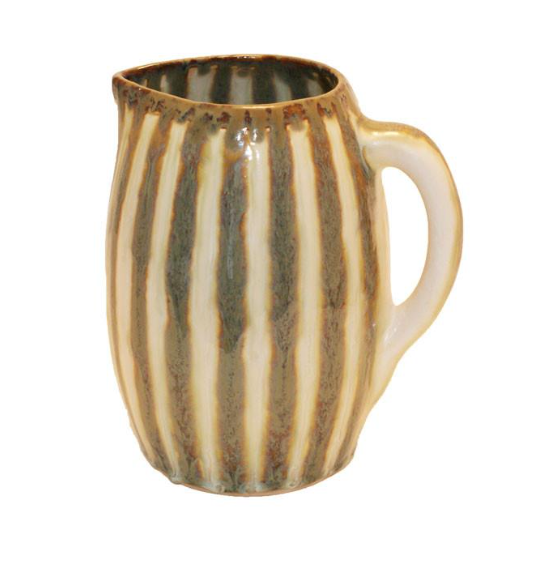 Good Earth Pottery Pitcher