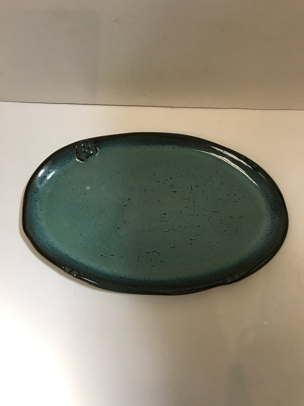 Earthborn Medium Oval Platter