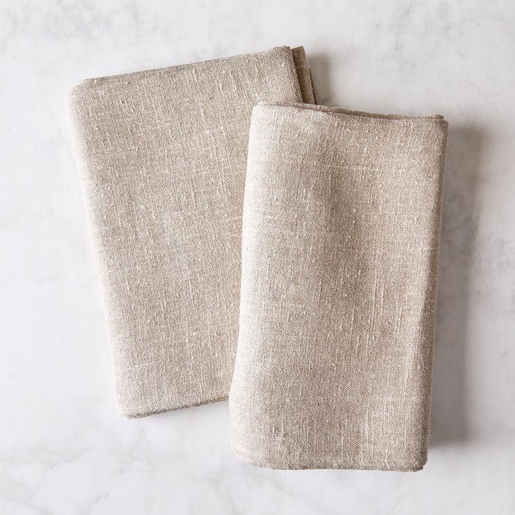 Linen Dish Towel - Natural