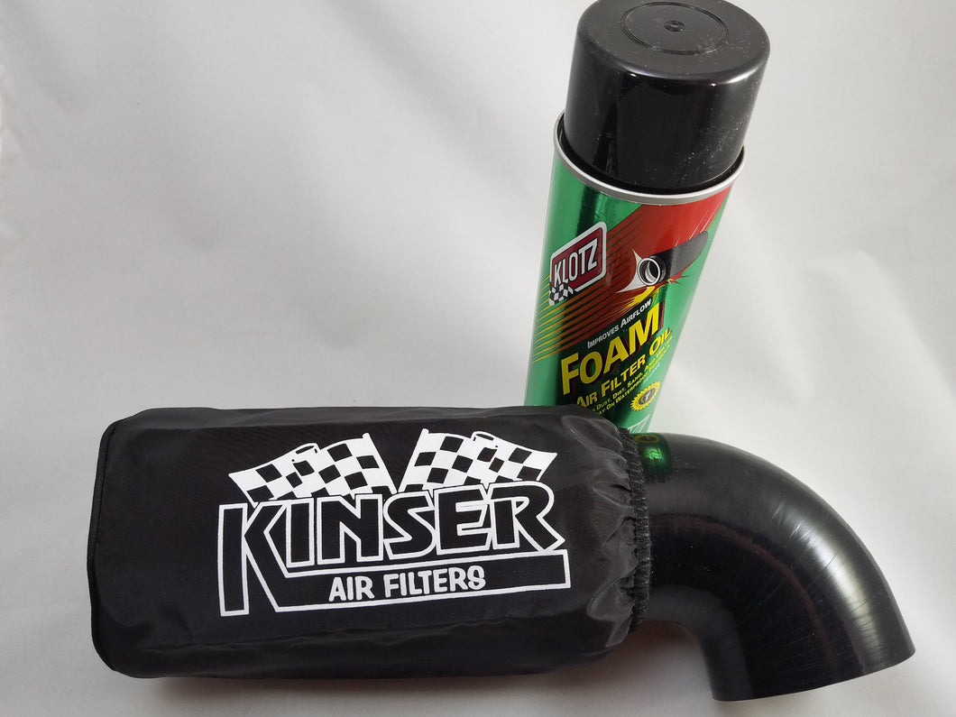 Kinser Air Filters- Sport Compact air filter system