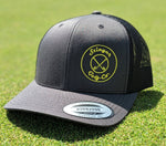 Double Circles Stinger Trucker Hat