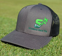 Stinger Palms Trucker Hat
