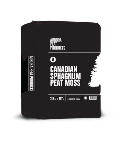Aurora Peat Products Canadian Sphagnum Moss 3.8 ft3 Bale