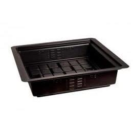 Flood Table Black, 2' x 2'