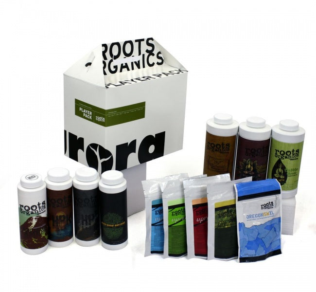 Roots Organic PLAYER PACK