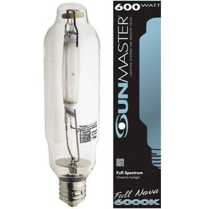 SunMaster Full Nova 600W HPS/MH Convertible Universal Bulb (SM80490) - Pachamama Indoor Farming
