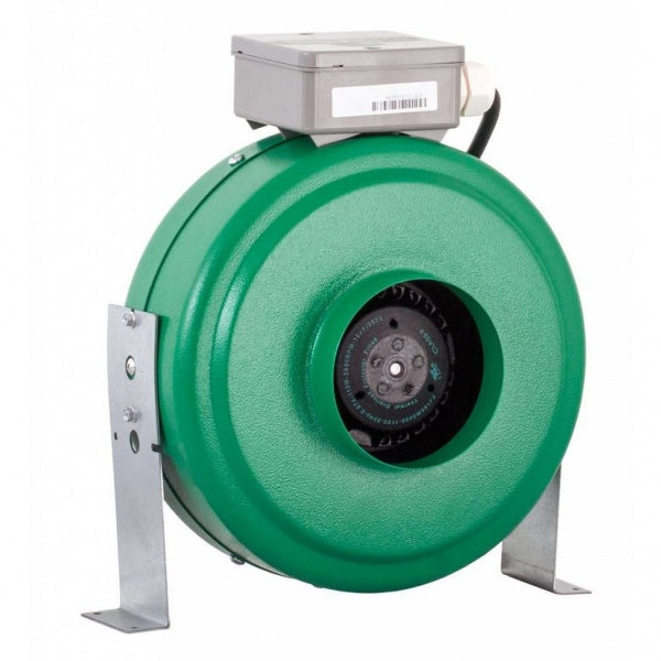 "Active Air 4"" Inline Duct Fan, 165 CFM - Pachamama Indoor Farming"