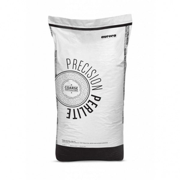 Precision Perlite, coarse  #4/4FT3 - Pachamama Indoor Farming