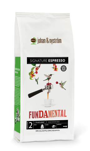 Fundamental Espresso