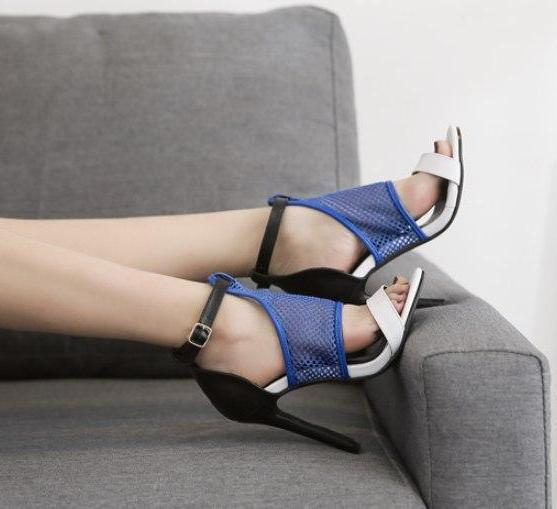 Sexy Cross Tied Heels