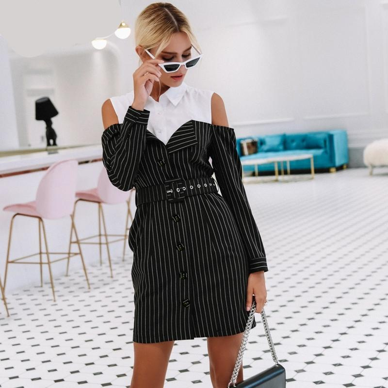 Blazer Blouse Dress