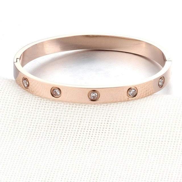 Bangles Crystal Bangle