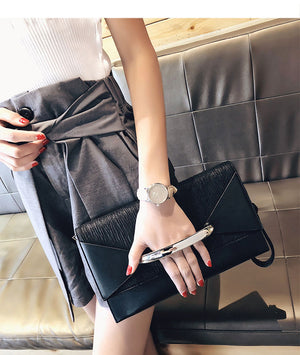 Elegant Envelope Clutch