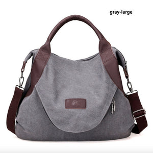 Casual Large Pocket Tote
