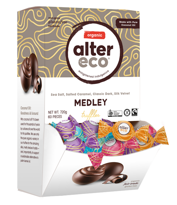 Medley Truffles (60 Piece) Package