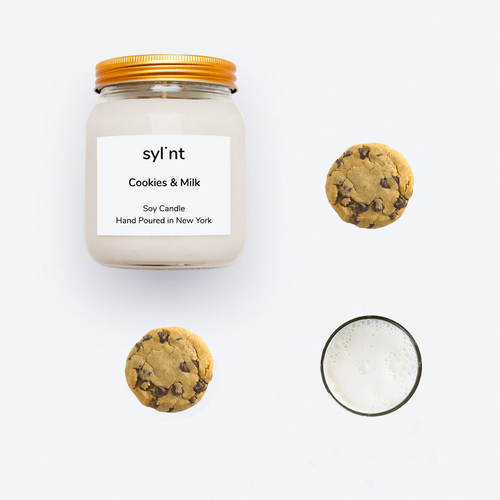 Cookies & Milk (Jar Candle of the Month)