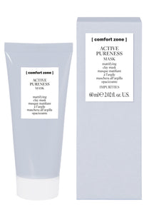 Comfort Zone Active Pureness Mattifying Clay Mask