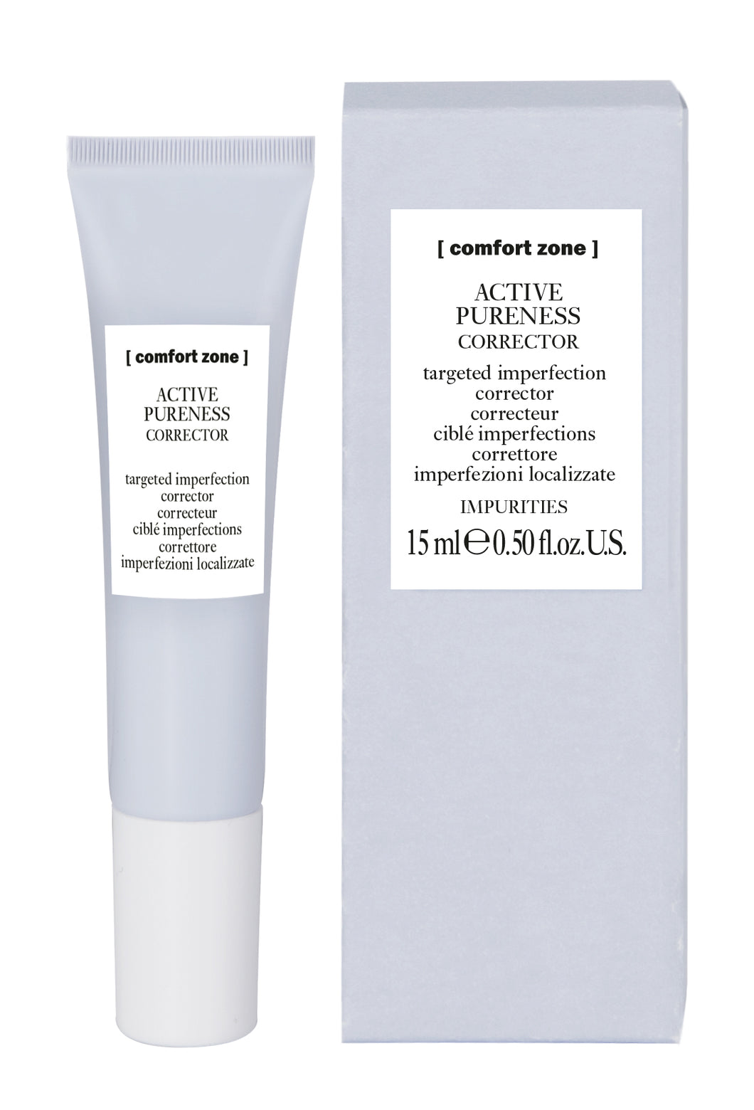 Comfort Zone Active Pureness Targeted Imperfection Corrector