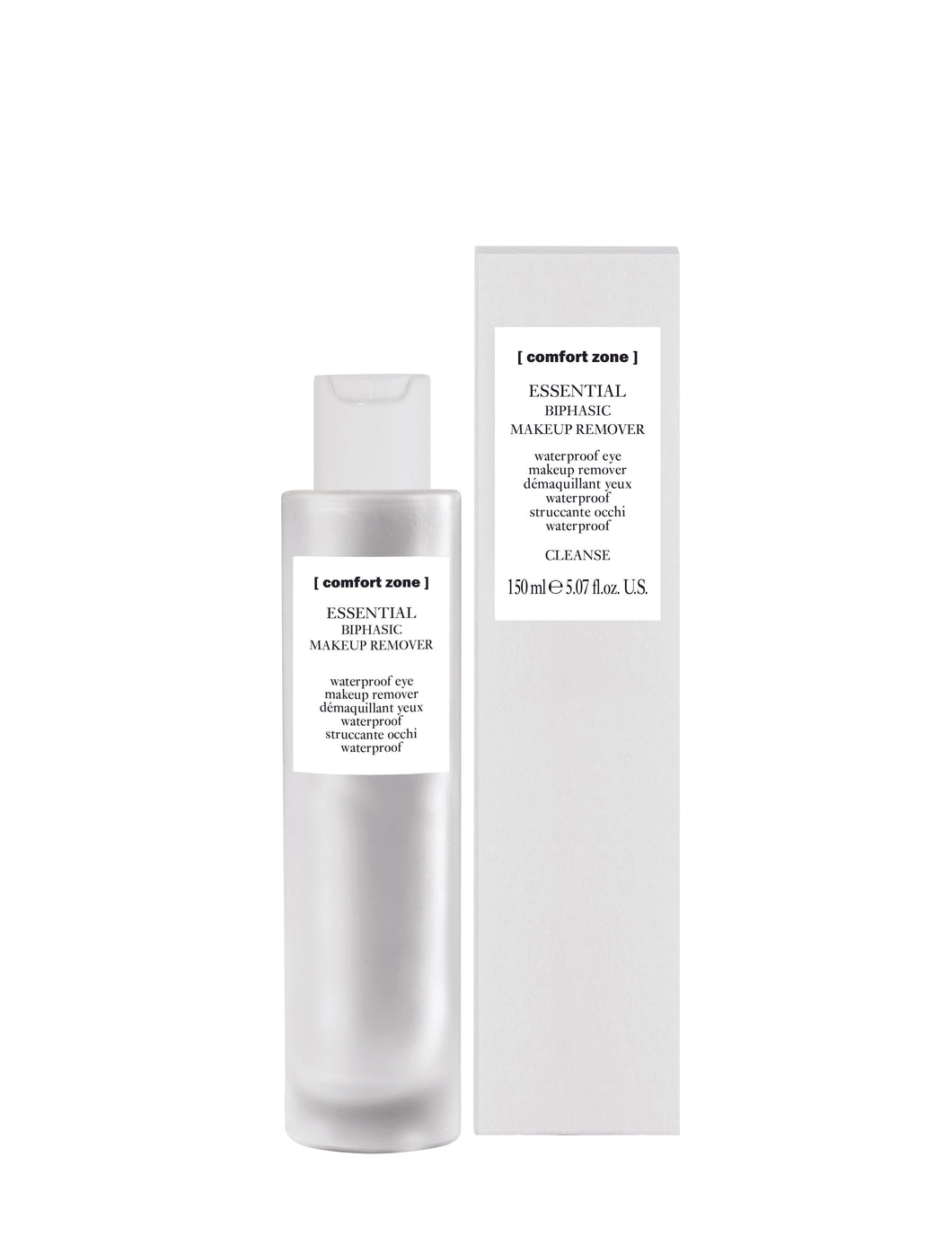 Comfort Zone Essential Biphasic Makeup Remover