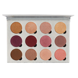 VISIONARY PALETTE 12-PIECE EYE SHADOW PALETTE
