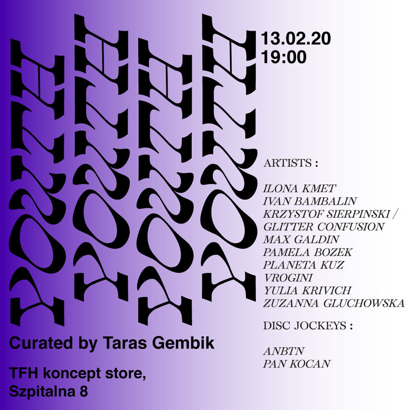 YOUTH, an informal exhibition at TFH Koncept