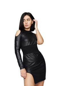 BLACK PANTER DRESS