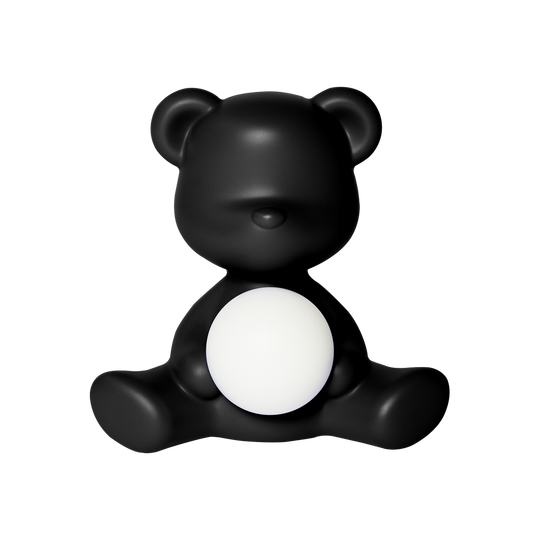 TEDDY GIRL RECHARGEABLE LAMP by Stefano Giovannoni