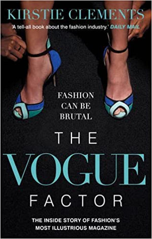 The Vogue Factor by Kristie Clements- Guardian Faber