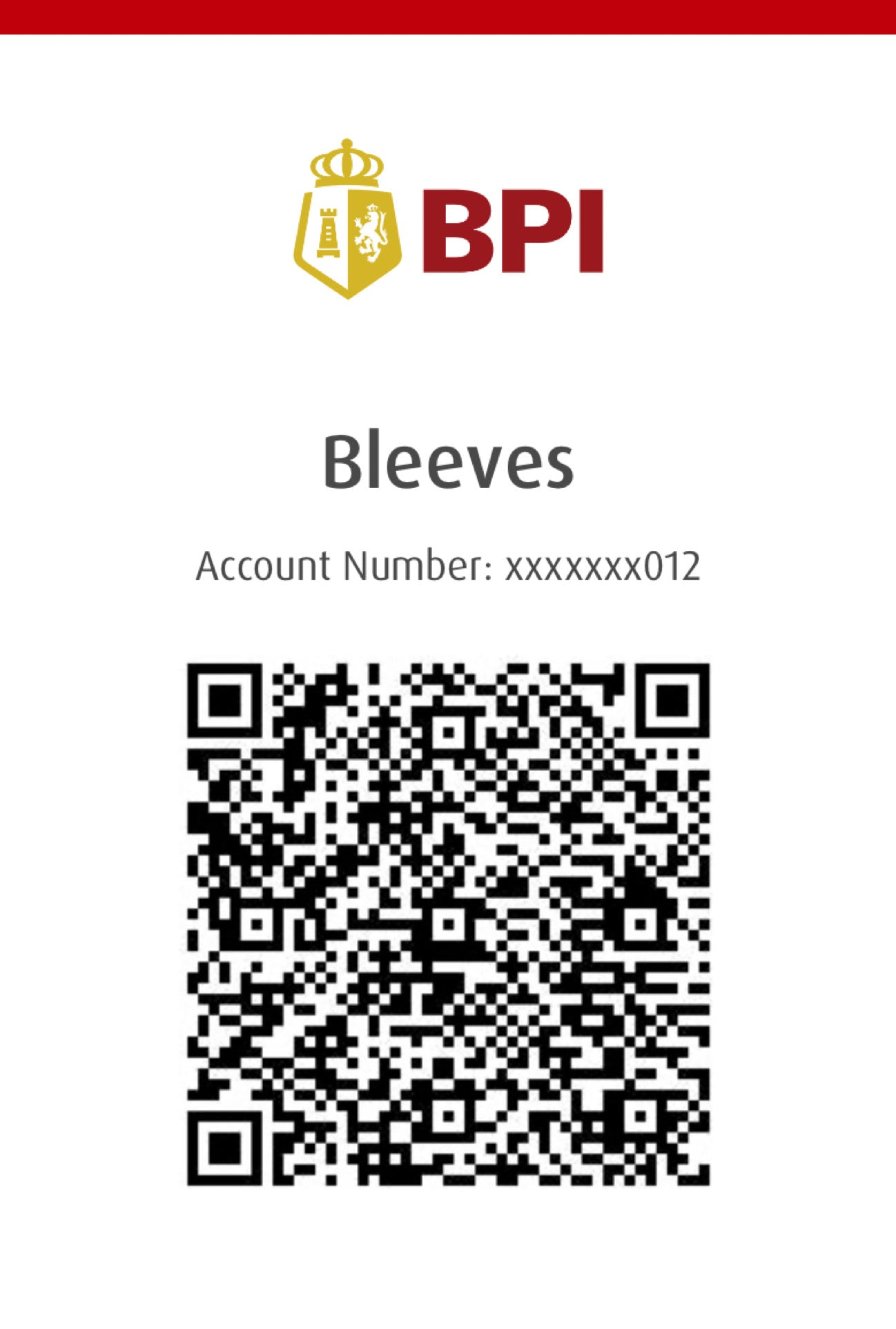 BPI QR Code - Bleeves | Wearable Blanket with Sleeves