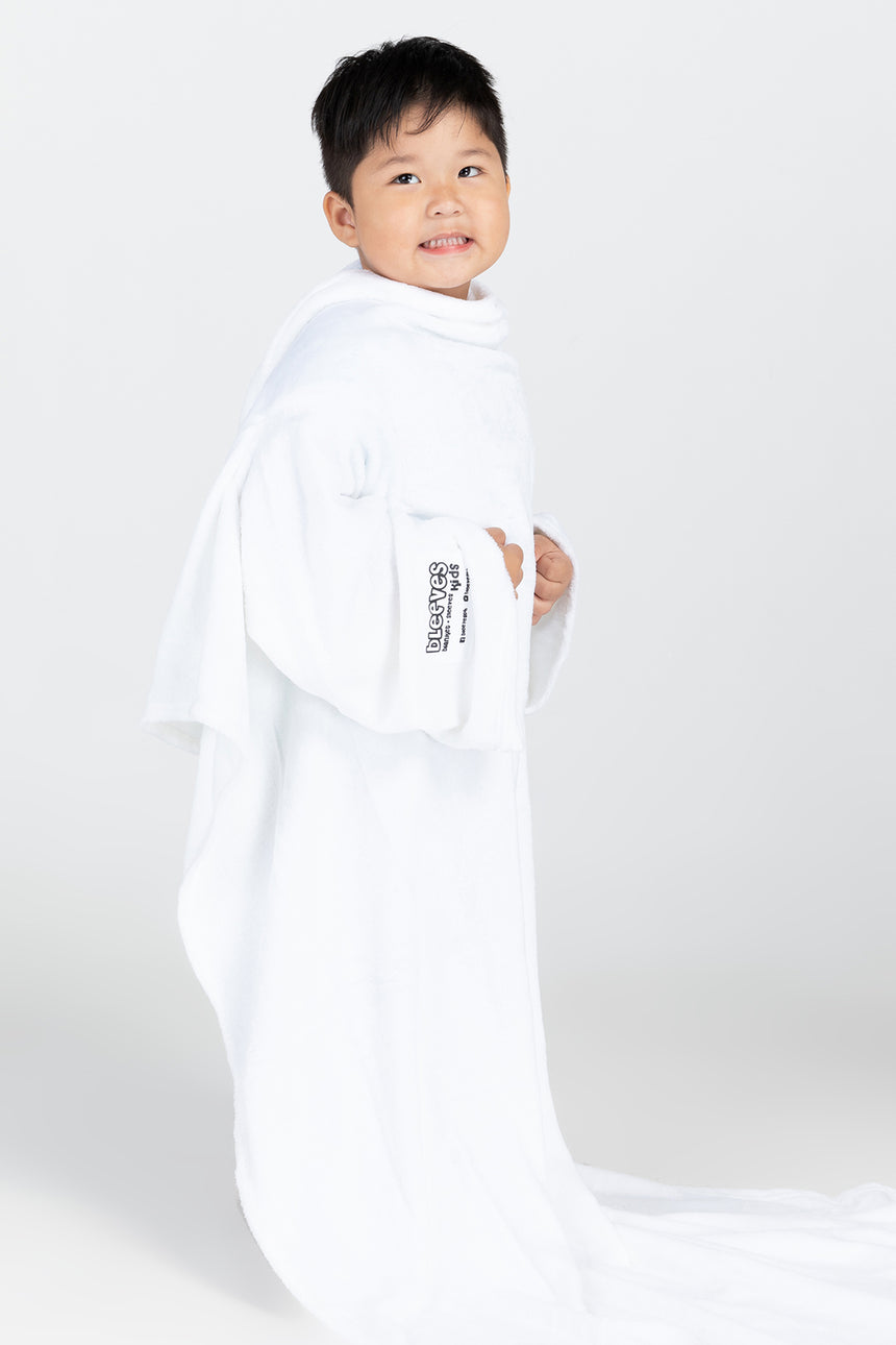 Kids Size Design No. 538 (White)