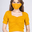 The Perfect Face Mask - Mustard Yellow
