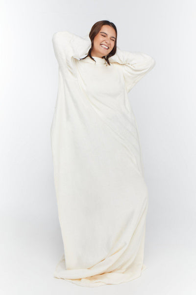 Xtra Long Design No. 525 - Bleeves | Wearable Blanket with Sleeves