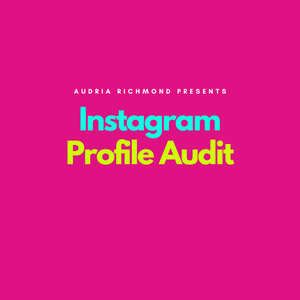 Instagram Profile Audit