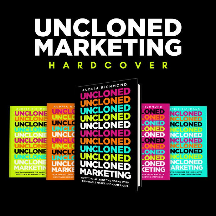 UnCloned Marketing Hardcover