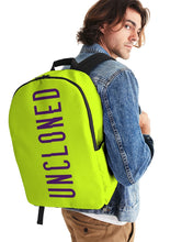 Load image into Gallery viewer, Un Lime Classic Large Backpack