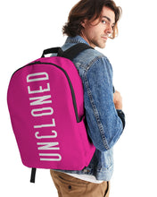 Load image into Gallery viewer, UnCloned Pink Backpack Large Backpack