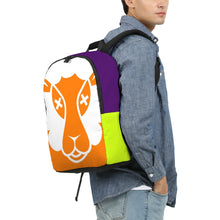 Load image into Gallery viewer, Un Orange Cream Backpack/ Laptop Bag
